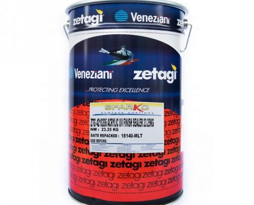 Zetagi by Sparko Acrylic UV Finish Sealer