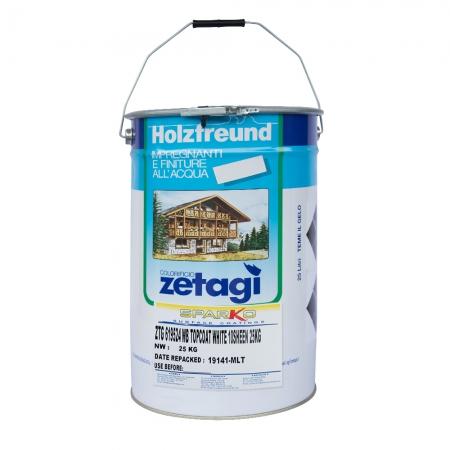 Zetagi by Sparko Waterbased Topcoat White
