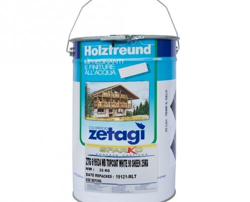 Zetagi by Sparko Waterbase Topcoat Outdoor
