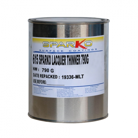 615 Sparko Lacquer Thinner
