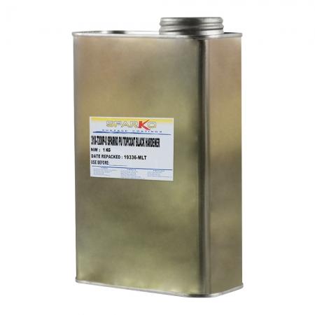 Sparko Polyurethane Topcoat Black Hardener