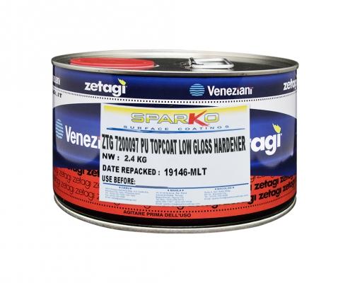 Zetagi by Sparko Polyurethane Topcoat low gloss hardener