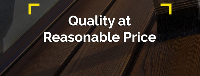 Sparko Quality at Reasonable Price